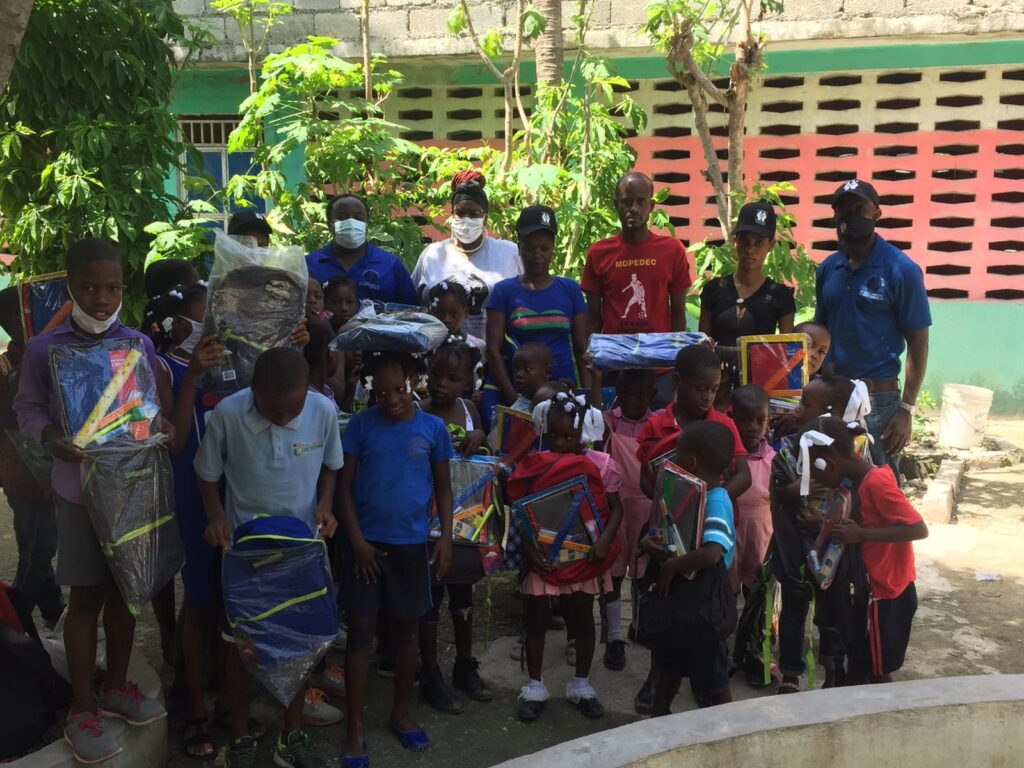 Mission trip to Haiti 2020
